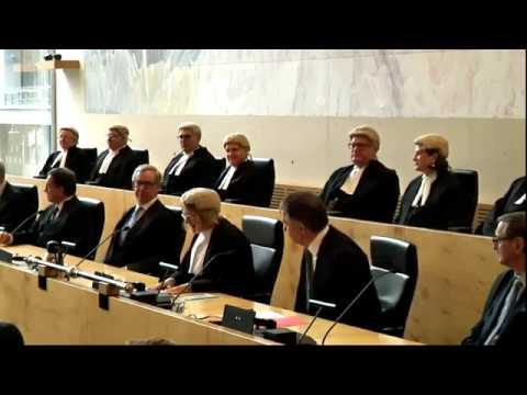 Judicial video - welcome ceremony of the Hon Justice Walter Sofronoff