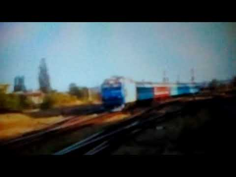 [Sony Xperia Z5] Trenuri/Trains in Oradea (30.09.2011).