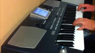 Rockets - Venus Rapsody - my way on Korg PA500.mp4