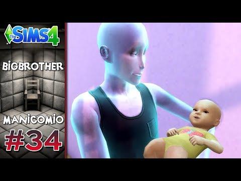 SLENDERMAN CONHECEU A FILHA #34 - Big Brother do Manicômio