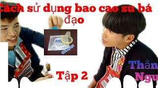 Hài Dao Đỏ _màn quảng cáo bao cao su tập2