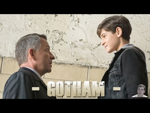 Gotham TV Series - Season 1 Episode 10 Lovecraft - Review