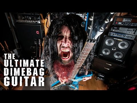 The Ultimate Dimebag Guitar!