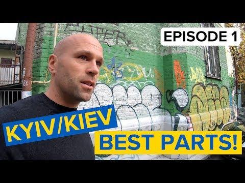 KYIV/KIEV, UKRAINE - Best Parts!  🇺🇦(episode 1)