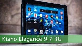 Wideo test i recenzja tabletu Kiano Elegance 9,7 3G | techManiaK.pl