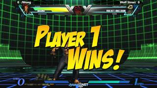 Abyss Gaming: Warrior's Path 2 - 1/4/2015 - Ultimate Marvel vs. Capcom 3 Tournament