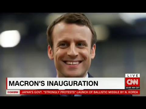 CNN 14 May 2017