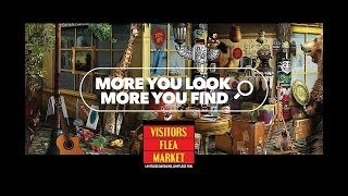 The Visitors Flea Market Show | Episode 01
