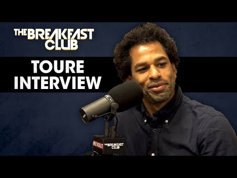 Touré On His Infamous BET Interviews, Russell Simmons Allega