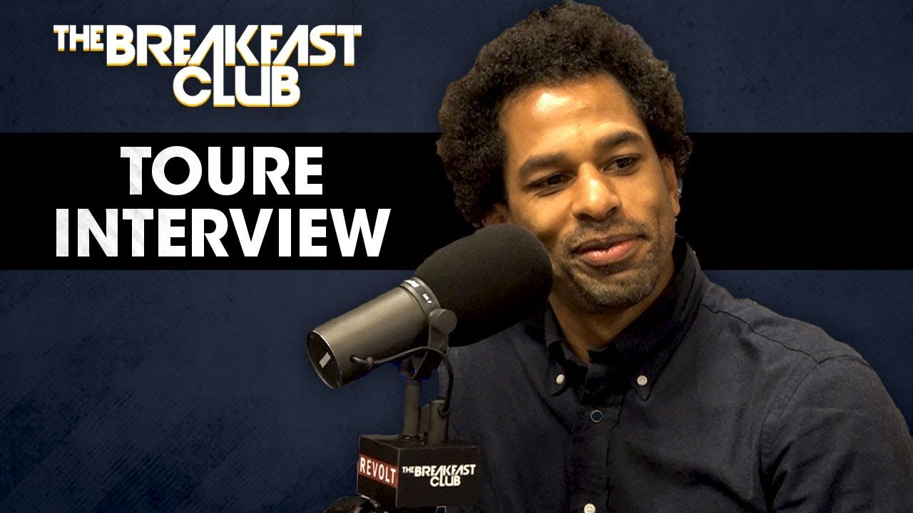 Download Touré On His Infamous BET Interviews, Russell Simmons Allegations, Tax Problems + More