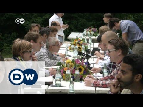 Berlin: Startup trifft Kultur | DW Wirtschaft