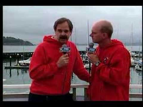 Part 2 Of The RCP Tiburon Mile 2007 On Fox Sports News