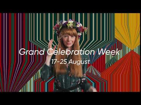 Estonia 100 Grand Celebration Week August 17-25