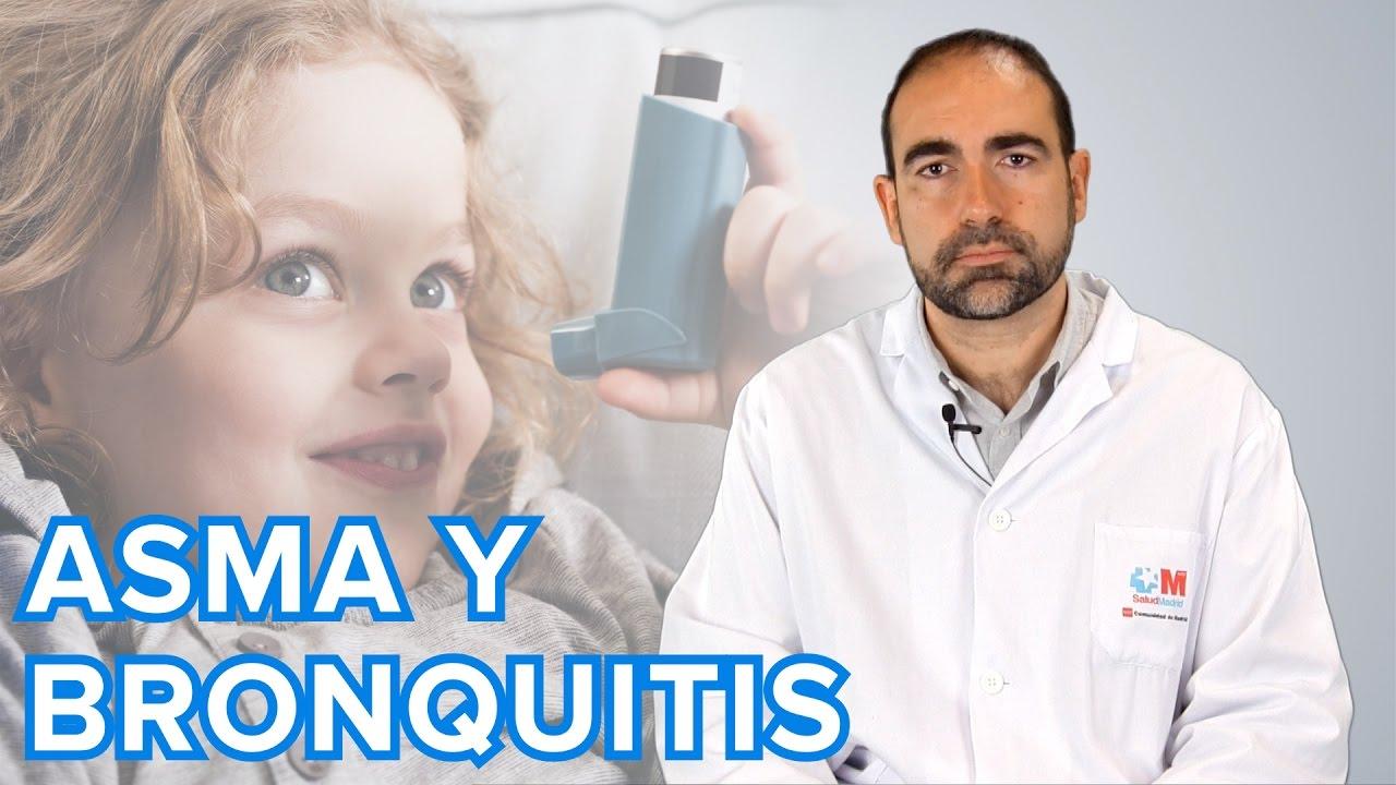 Asma y bronquitis de repetición en niños: preguntas y respuestas
