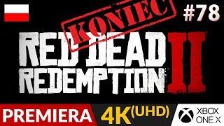 Red Dead Redemption 2 PL  #78 (odc.78 Koniec gry)  Zakończenie