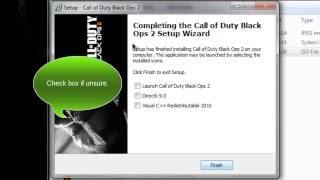 How to Install Call Of Duty - Black Ops 2 on PC