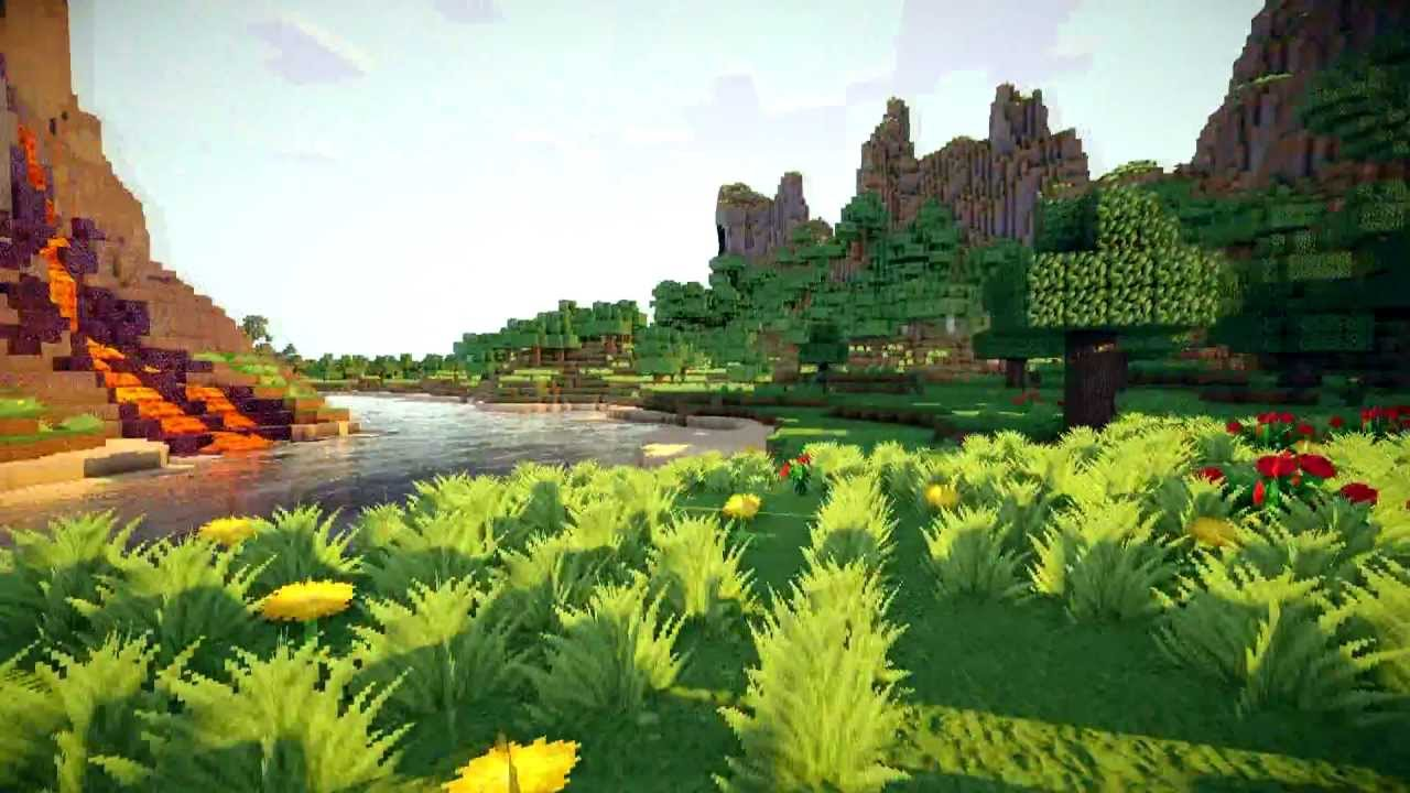 Minecraft Shader Mod V10 RC6 + DOWNLOAD! [1080p]
