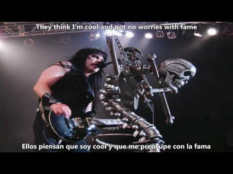 W.A.S.P. Cries In The Night Lyrics Sub Español HD