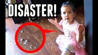 A COMPLETE DISASTER! -  ItsJudysLife Vlogs
