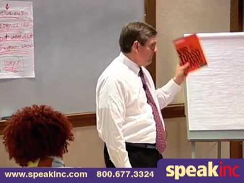 Keynote Speaker: Andrew Boynton • Presented by SPEAK Inc.