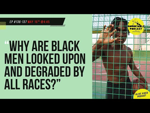 Media Portrayals and Black Male Outcomes Who's the blame?