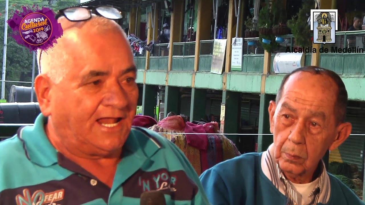 Conversatorio sobre la antigua Plaza El Pedrero y 35 años de la Minorista