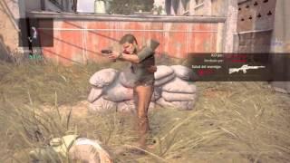 Jugando al Multijugador de Uncharted™4 Beta (#4)