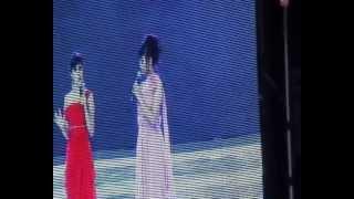 Miss Indonesia 2013 - Nycta Gina & Rina Nose 1