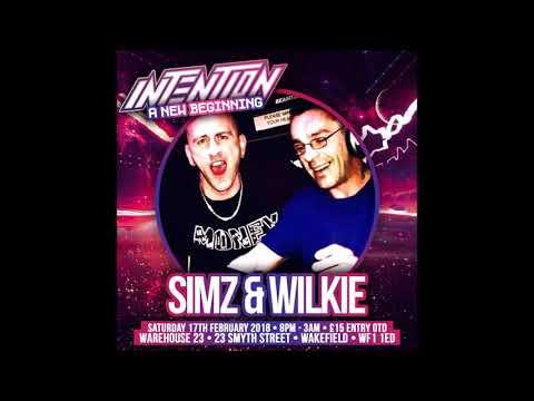 INTENTION- DJ WILKIE & SIMZ   MC'S NATZ, MARCUS, ELL @ WAREHOUSE 23 WAKEFIELD