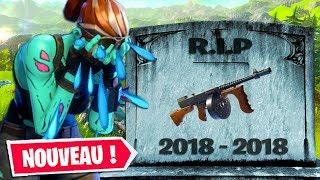 RIP LA THOMPSON ... (+ NOUVEAUX SKINS GRATUITS ET DEFIS SEMAINE 10)