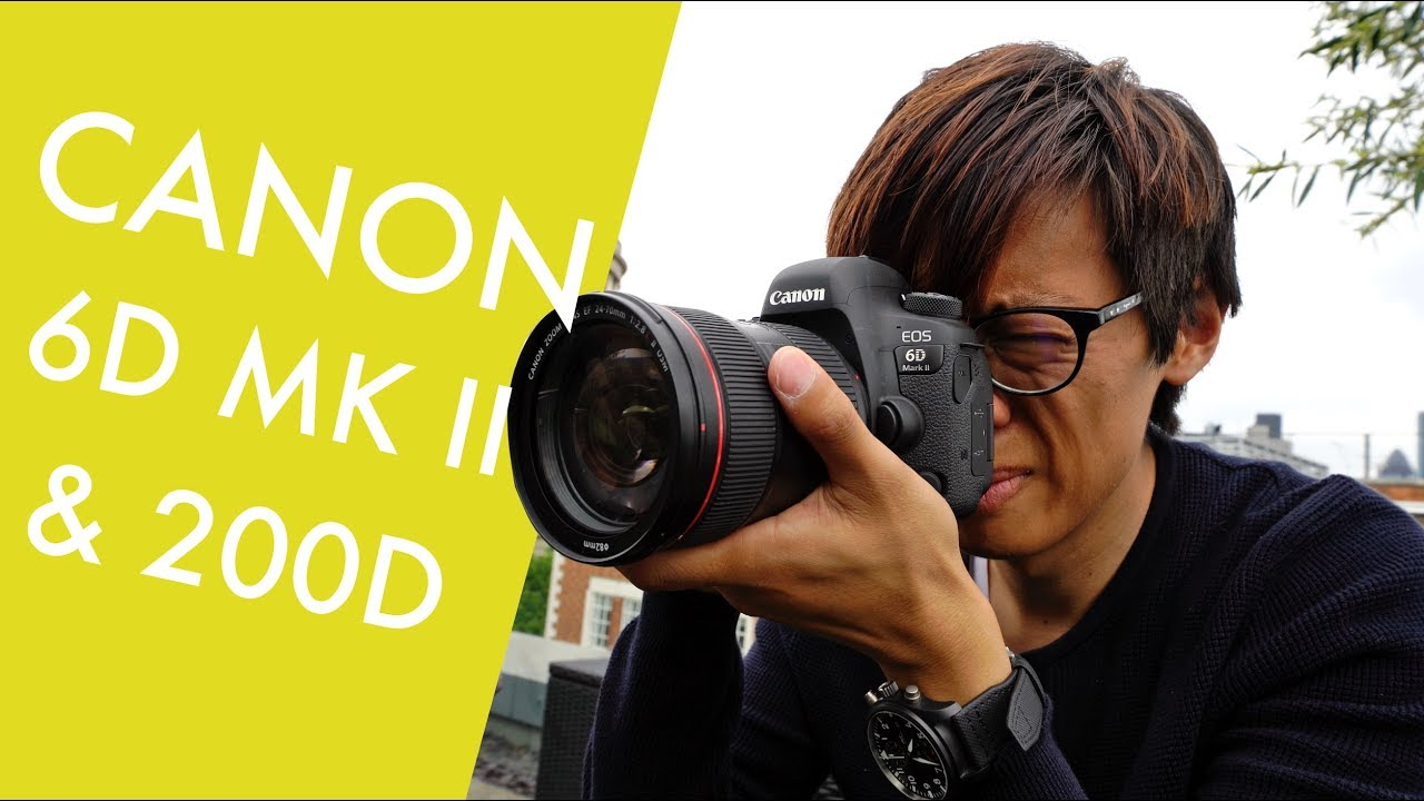 No 4K video on the 6D Mark II? The Internet Is Not Pleased