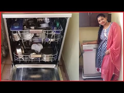 Full LG Dishwasher Review and Demo in Hindi by Style With Passion Swaty
