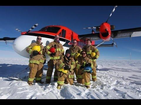 Interview: Working in Antarctica