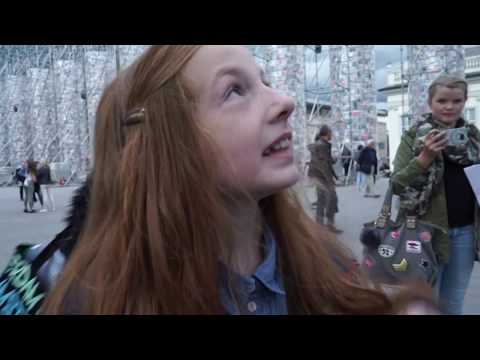 Documentary  - students experiencing the world's largest exhibition of contemporary art - DOCUMENTA