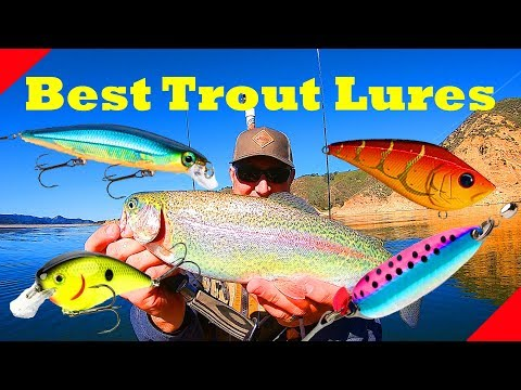 Best Trout Lures For Trolling