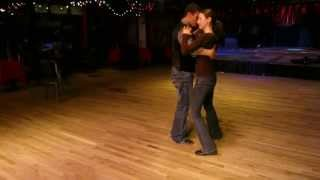 Blues Tango Fusion Dancing ( Blango ) Denver Co with John Bollich and Marisa Rodero
