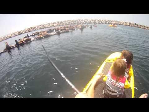 Redondo Beach Peer Paddle.board.1.shorty.mp4