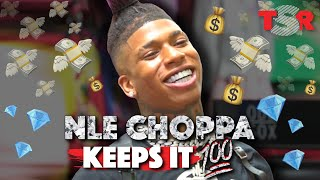 Keep it 100 ft. NLE Choppa