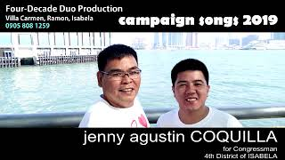 Jenny Agustin Coquilla (Cong. 4TH Dist. Isabela)