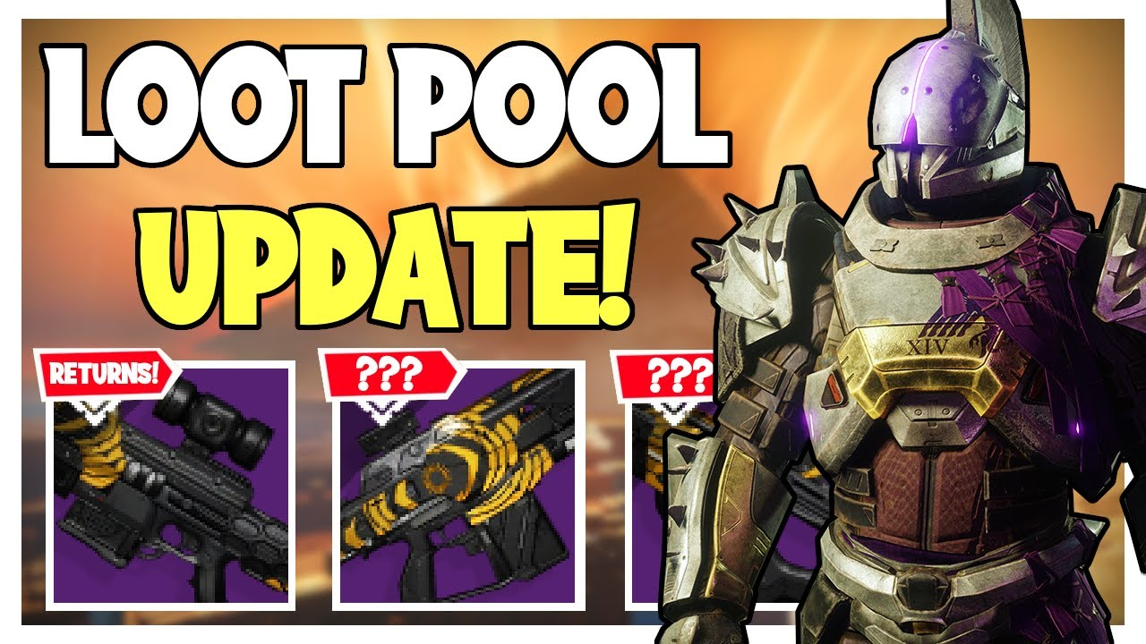 Download TOP TIER Sniper Coming Back To Trials in Season 14! Loot Pool Update | Destiny 2 News