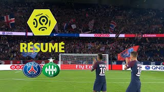 Paris Saint-Germain - AS Saint-Etienne (3-0)  - Résumé - (PARIS - ASSE) / 2017-18