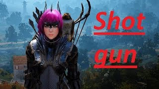 Black Desert Ranger Guide: Shotgun / Ultimate: Charging Wind