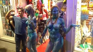 Fantasy Fest 2019 part 3 Masquerade March