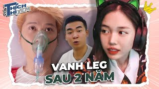 LND and Quang Cuu caught Trend from Vanh Leg - Youtube Academy | LIKE THEN SEE