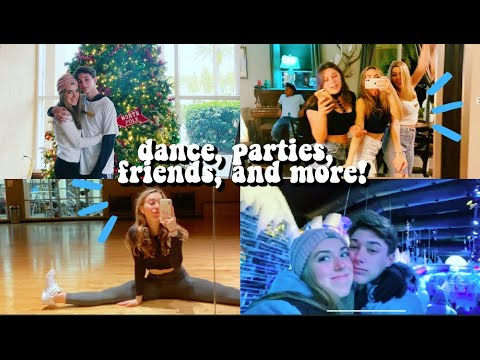 weekend in the life of a 16 year old dancer! (parties, friends, dance, and more!)