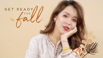 Hoạ mặt mơ màng chớm thu | ORANGE COPPER FALL MAKEUP + TIPS | Letsplaymakeup