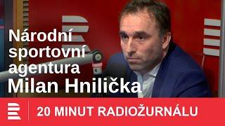 Milan Hnilička: Musíme nalézt shodu ve financování sportu