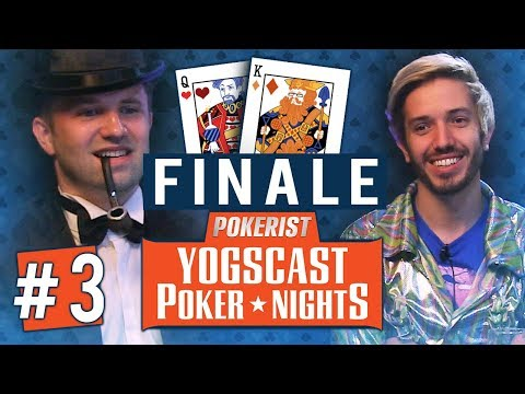Yogscast Poker Nights | Grand Finale #3 - Winners and Losers (FINAL)