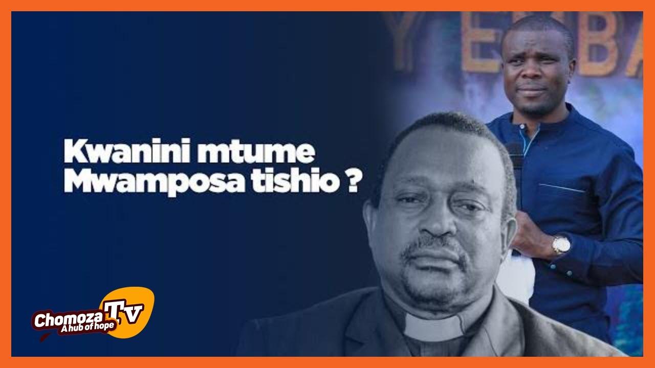 Download Kwani Mtume Mwamposa Nitishio? Walutheri Acheni 'Tuition' Mch Richard Hananja