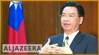 🇨🇳🇹🇼China accused of political meddling after Taiwan local elections   Al Jazeera English